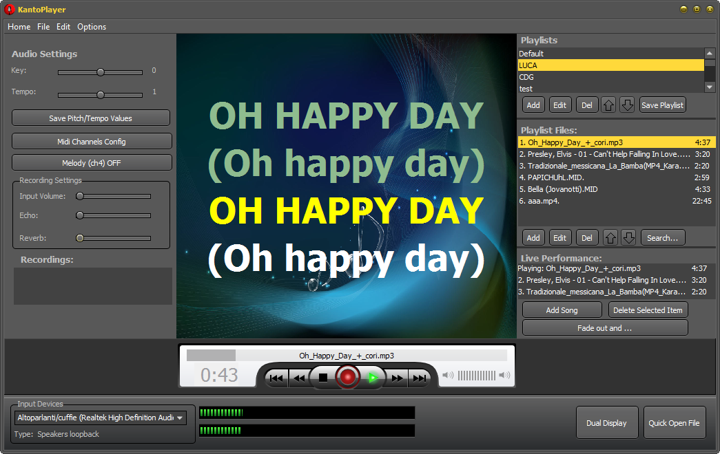 Lyric remove lyrics from song : How it works | Kanto Karaoke