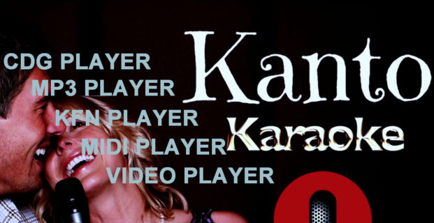 KantoKaraoke: The Best and Free CD+G Player for PC and Mac